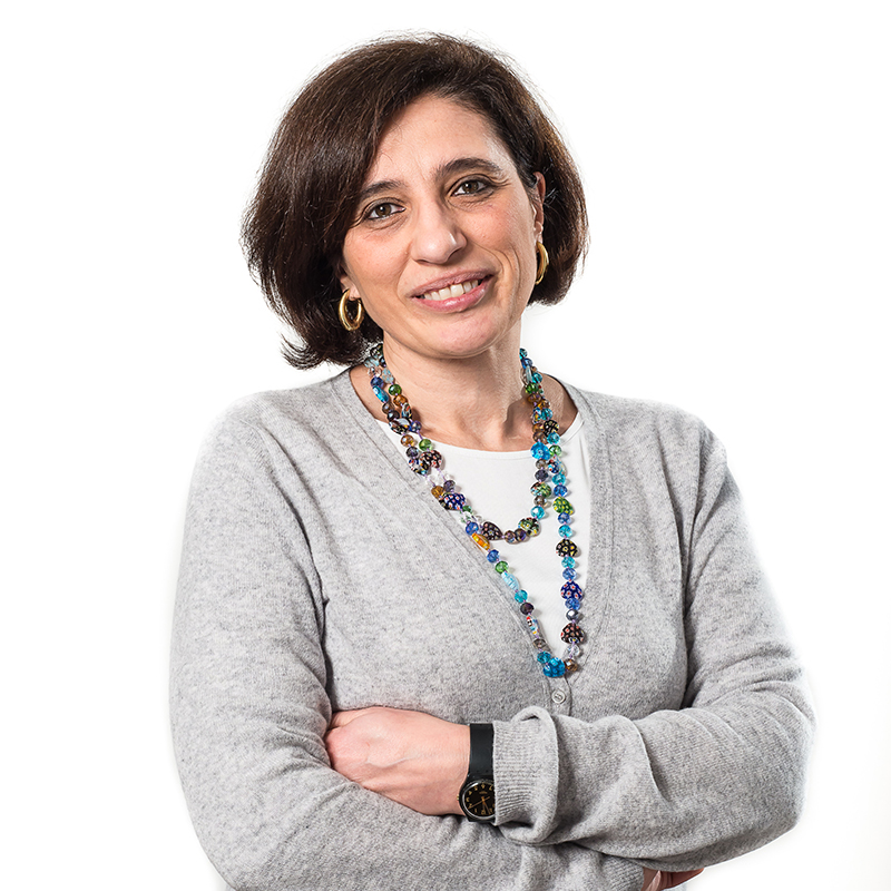 Antonietta Talamo, Staff
