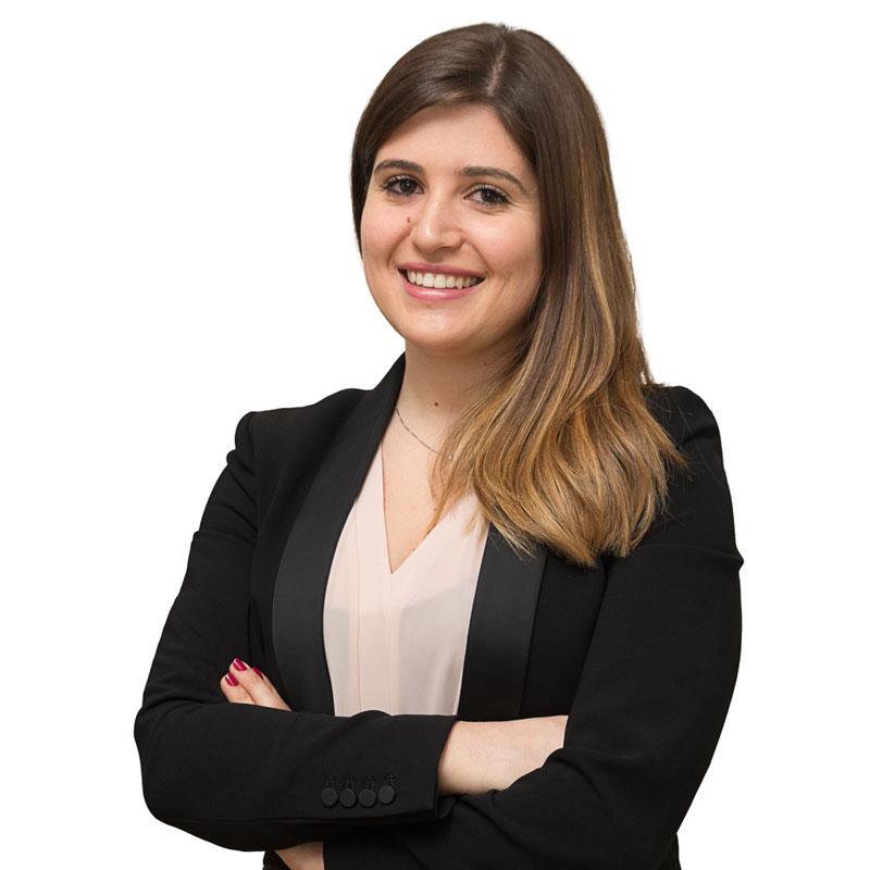 Martina Bidetta, accountant and statutory auditor