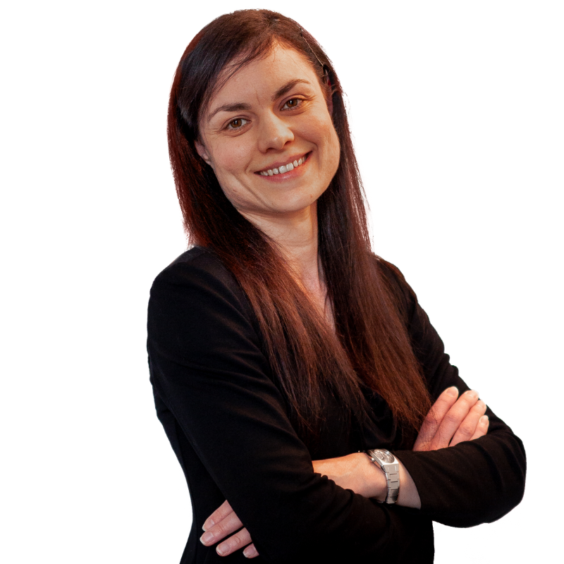 Serena Negri, Staff